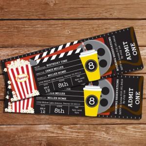 7.22.15 Printable Movie Tickets