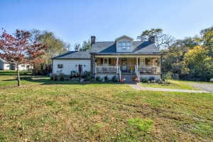 The Hartley Adair Historical Home near Nashville TN Offered By The Spackman Group